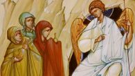 CUVÂNTUL IERARHULUI Mironosițe, nu revendicări de… fițe! Duminica Mironosițelor − Mc. 15, 43-47; 16, 1-8 – Duminica aceasta este închinată celor mai discrete și mai fidele prezențe din anturajul Domnului […]