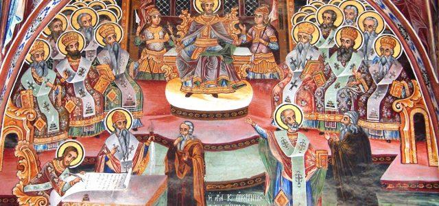 """CUVÂNTUL IERARHULUI Eroi au fost, """"eroi"""" sunt… încă? Duminica Sfinților Părinți de la Sinodul I Ecumenic − In. 17, 1-13 − Biserica își are și ea """"eroii"""" ei. Sunt sfinții, […]"""