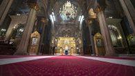 """""""Patriarhia Română a primit cu bucurie decizia intens așteptată și integral justificată a autorităților de a permite oficierea slujbelor religioase în interiorul bisericilor, cu participarea credincioșilor, în condițiile respectării unor […]"""