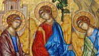 CUVÂNTUL IERARHULUI SFÂNTA TREIME Trei într-Unul și Unul în Trei Dacă în fiecare zi a anului sărbătorim câte unul sau mai mulți sfinți, ori diferite evenimente sacre din istoria mântuirii […]