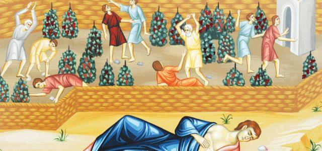 """Ce am făcut cu """"via"""" Domnului? CUVÂNTUL IERARHULUI Duminica a XIII-a după Rusalii (Pilda lucrătorilor răi – Mt. 21, 33-44) Se înțelege că """"via"""" încredințată lucrătorilor din evanghelia de astăzi […]"""