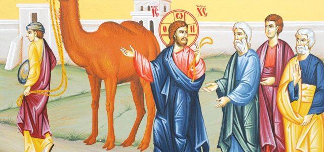 """Creștinism """"rudimentar"""" și Creștinism desăvârșit CUVÂNTUL IERARHULUI Duminica a XXX-a după Rusalii (Dregătorul bogat – Luca 18, 18-27) Bogatul din această evanghelie s-a dovedit a fi adeptul unei religii prea […]"""