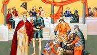 """Pilda celor care """"Îi dau cu flit"""" lui Dumnezeu CUVÂNTUL IERARHULUI Duminica a XXVIII-a după Rusalii (Pilda celor poftiți la cină – Luca 14, 16-24) Unii se comportă cu Dumnezeu […]"""
