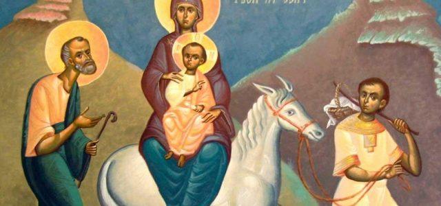 Până când Îl vom tot prigoni pe Dumnezeu? CUVÂNTUL IERARHULUI Duminica de după Nașterea Domnului (Fuga în Egipt – Matei 2, 13-23) Doar ce S-a născut Dumnezeu pe pământ, și […]