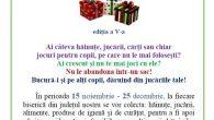 """Colecta de Crăciun2020 """"Un dar, din suflet"""""""