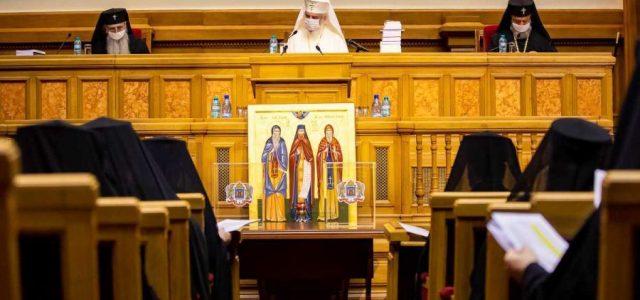 În ziua de 25 februarie 2021, în Palatul Patriarhiei din Bucureşti, sub președinția Preafericitului Părinte Patriarh Daniel, s-a desfășurat ședința de lucru a Sfântului Sinod al Bisericii Ortodoxe Române. Sfântul […]