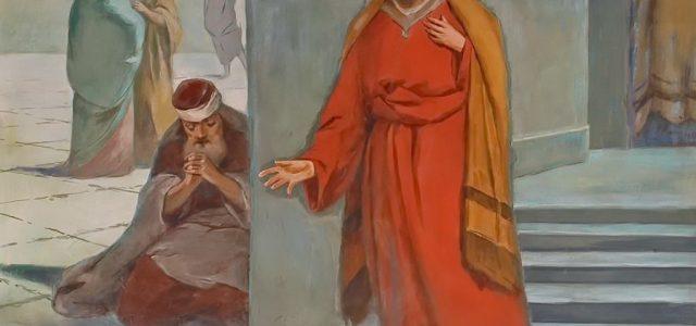 Așa da, așa nu! CUVÂNTUL IERARHULUI Duminica vameșului și a fariseului (Luca 18, 10-14) Doi oameni au mers la templu ca să se roage: unul era fariseu, iar celălalt vameș. […]