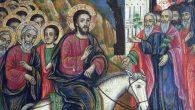 Praznicul pe care nu l-a înțeles… nimeni! CUVÂNTUL IERARHULUI Duminica Floriilor – Ioan 12, 1-18 − Se auzise că mai marii iudeilor puseseră la cale să-L omoare. Dar nu pentru […]
