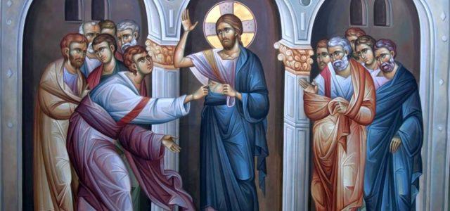 """Apostolul cel mai nedreptățit de memoria populară CUVÂNTUL IERARHULUI DUMINICA TOMII (In 20, 19-31) Nu există apostol mai nedreptățit de memoria populară ca Sfântul Toma. Iuda a fost etichetat """"vânzător"""", […]"""