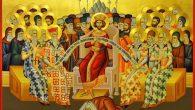 """EROI AU FOST, """"EROI"""" SUNT… ÎNCĂ? CUVÂNTUL IERARHULUI Duminica Sfinților Părinți de la Sinodul I Ecumenic Biserica își are și ea """"eroii"""" ei. Sunt sfinții, iar astăzi se face pomenire […]"""