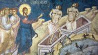 """CÂND OAMENII PREȚUIESC """"PORCII"""" MAI MULT DECÂT PE DUMNEZEU! CUVÂNTUL IERARHULUI DUMINICA A V-A DUPĂ RUSALII (Vindecarea demonizaților din Gadara − Mt. 8, 28-34; 9, 1) Pare de necrezut, dar […]"""