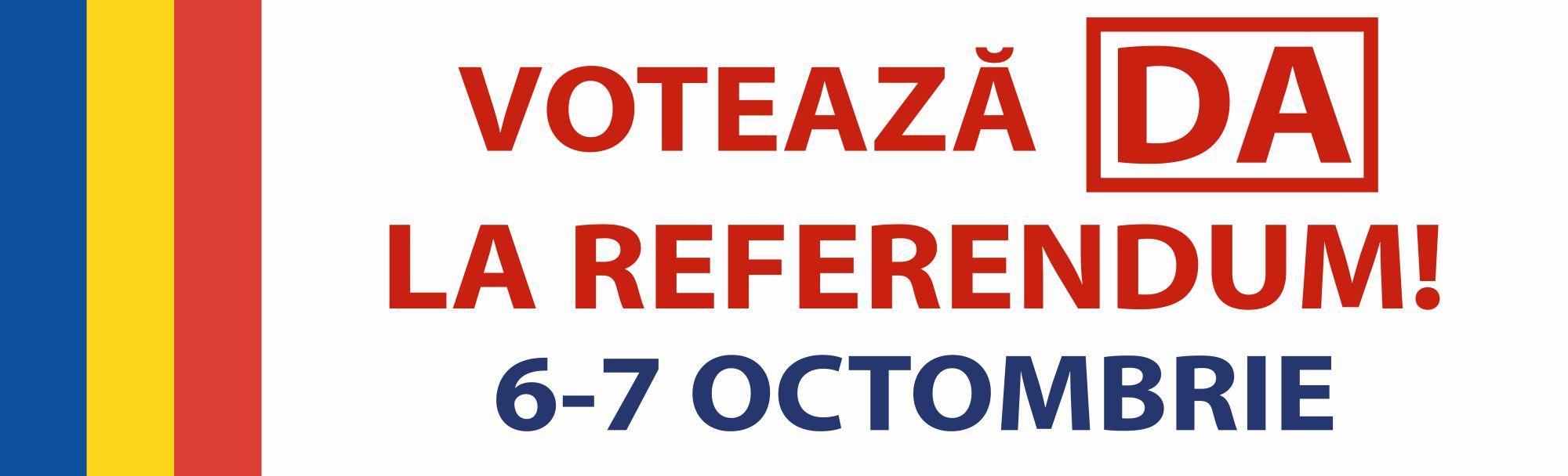 Image result for voteaza da la referendum familie