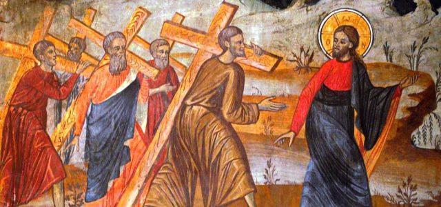 CINE NU-ȘI POARTĂ CRUCEA ÎȘI PIERDE SUFLETUL! CUVÂNTUL IERARHULUI Duminica după Înălțarea Sfintei Cruci (Luarea Crucii și urmarea lui Hristos – Mc. 8, 34-38; 9, 1) Evanghelia de astăzi ne […]
