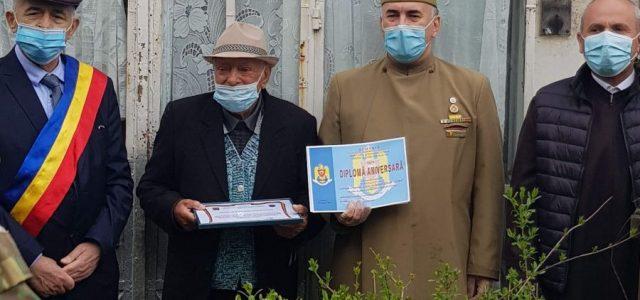 Veteranul Ilie STĂNCULESCU cinstit de Ziua Veteranilor de Război De Ziua Veteranilor de Război (29 aprilie), preotul militar Iulian TOADER, împreună cu o parte din colegii de la Batalionul 1 […]