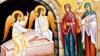 Mironosițe, nu revendicări de… fițe! CUVÂNTUL IERARHULUI DUMINICA MIRONOSIȚELOR (Mc. 15, 43-47; 16, 1-8) Duminica aceasta este închinată celor mai discrete și mai fidele prezențe din anturajul Domnului Hristos – […]
