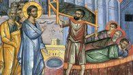 Formalism răutăcios și râvnă fără pricepere CUVÂNTUL IERARHULUI DUMINICA SLĂBĂNOGULUI (In 5, 1-15) Mântuitorul Hristos vindecă un paralizat țintuit la pat vreme de 38 de ani, iar mai marii iudeilor, […]