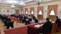 Juriștii din toate eparhiile Bisericii Ortodoxe Române participă joi la Întâlnirea Consilierilor Juridici ai Eparhiilor din Țară ale Bisericii Ortodoxe Române. Evenimentul se desfășoară la Palatul Patriarhiei și își propune […]