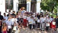 Festivalul de Toacă de la Parohia Brastavățu, la cea de-a VII-a ediție În data de 11.07.2021, la Parohia Brastavățu s-a desfășurat cea de-a VII – a ediție a Festivalului de […]