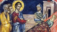 ORDINUL SE EXECUTĂ, NU SE DISCUTĂ! CUVÂNTUL IERARHULUI DUMINICA A IV-A DUPĂ RUSALII (Vindecarea slugii sutașului − Mt. 8, 5-13) Evanghelia de astăzi mi-a amintit de un principiu de care […]